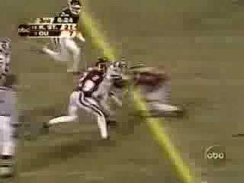 Kansas State v. Oklahoma 2003