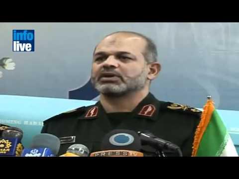 Iran test-fires long range missiles