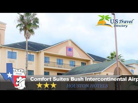 Comfort Suites Bush Intercontinental Airport - Houston Hotels, Texas