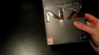 Unboxing Mass Effect 3 - Collector's Edition