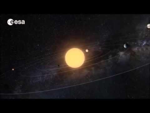 Singender Komet GENAU HINHÖREN! unfassbar! WOW!