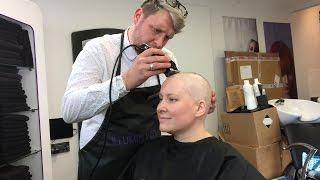 NIOXIN Trial - with Julie Emery @ Sixth Sense Salon