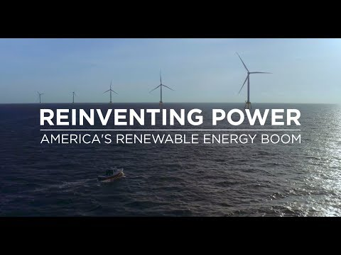 Reinventing Power: America's Renewable Energy Boom (trailer)