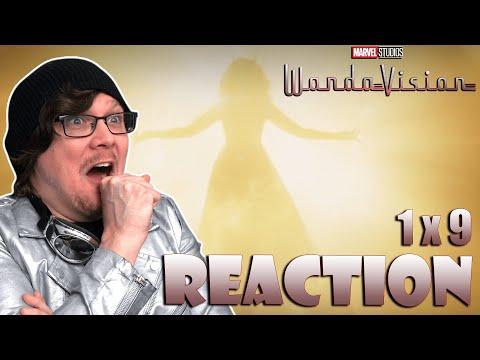 "WANDAVISION - 1x9 - Reaction! (Season 1 Episode 9) ""The Series Finale"" - Omn1Media"