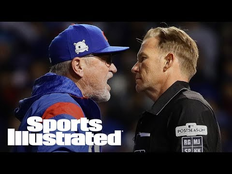Umpire Admits He Was