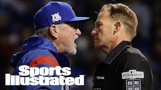 Umpire Admits He Was 'Dead Wrong' On Overturned Call At Cubs Game   SI Wire   Sports Illustrated thumbnail