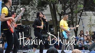 HANIN DHIYA Inikah Cinta live cover MP3