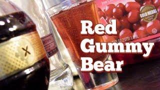 Red Gummy Bear Shot - Thefndc.com