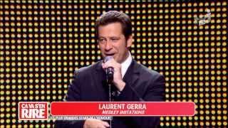 LAURENT GERRA IMITATION A MOURIR DE RIRE !!!!
