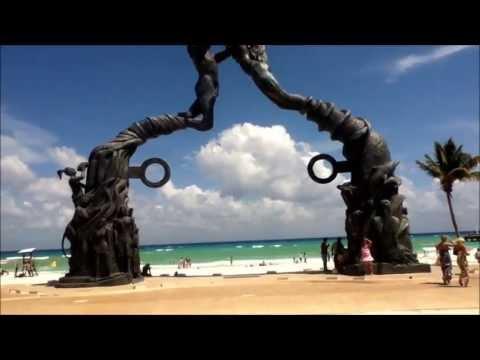 Playa del Carmen, Quintana Roo Mex.