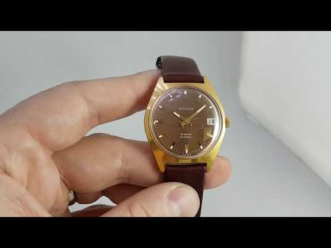 C1976 Sekonda 30 Jewel Automatic Men's Vintage Watch