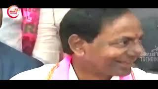 trs praja ashirwada sabha Live