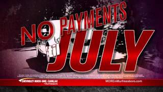 Chevrolet Buick GMC Cadillac of Murfreesboro - No Payments for Six Months!