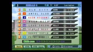 Gallop Racer 2004 Walkthrough Part 13 (Year 2)