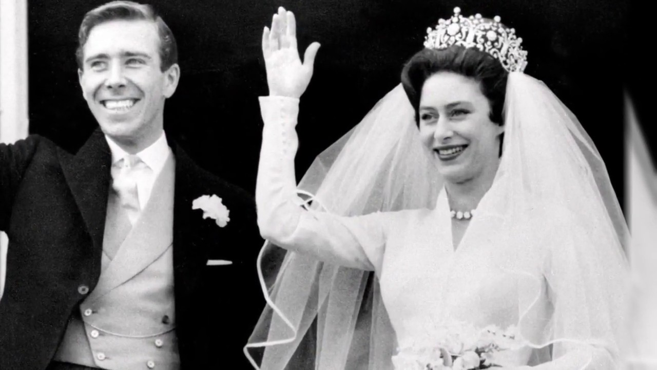 Royal Wedding Princess Margaret And Antony Armstrong Jones 1960
