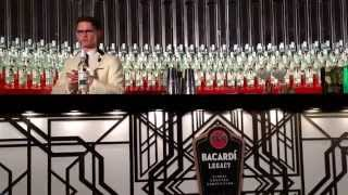 The Winner of Global Finals Bacardi Legacy 2014 - Tom Walker - UK