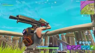 Stealth Game, [only 6 kills] -Fortnite PC-