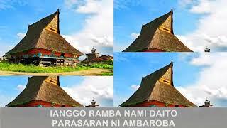 Rambadia - Lagu Daerah Sumatera Utara  Aransemen Lagu Daerah