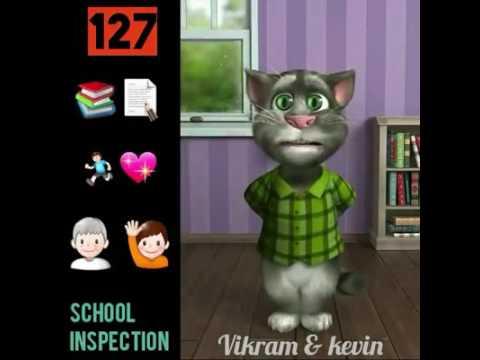 Gujarati funny video cat 127