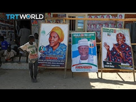 Nigeria Election: Violence throws election planning into chaos