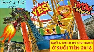Top trò chơi trẻ em ở Suối Tiên 2019 | Giải trí ở Sài Gòn