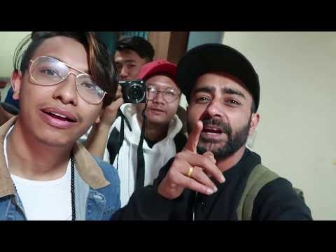 MEETING YOUNG NEPALI YOUTUBERS