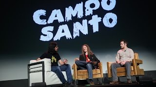 """Creating Compelling Worlds Despite Limitations"" - Campo Santo, D-Pad Studio, Vlambeer"