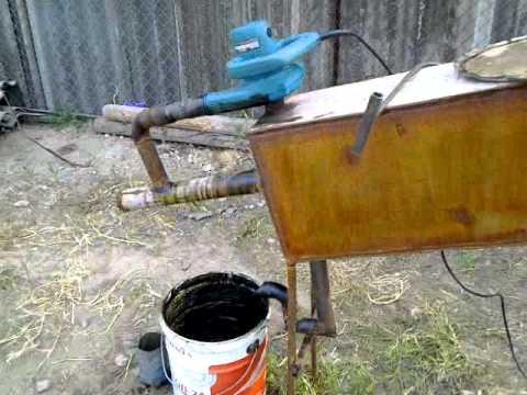 Оборудования для переработки шин своими руками