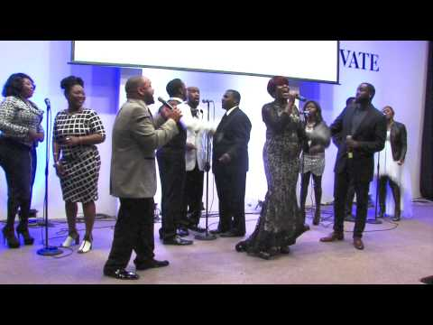 """""""You Are Everything"""" Sylvia Harris ft. Aaron Fuller & Blane Law (Cover) Byron Cage"""