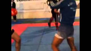 Muay-Thai Raig Team.Azerbaijan