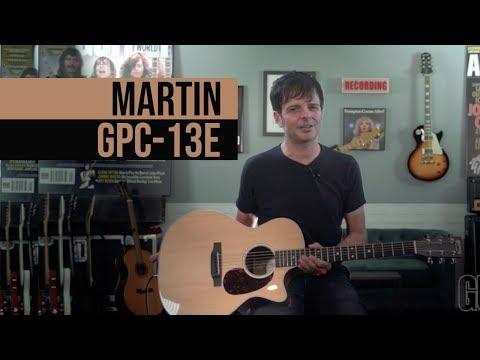 Martin GPC-13E demo