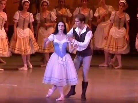 Giselle Act I - Lunkina & Kobborg 2008