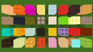 200 NEW Blocks Minecraft 1.12 is MISSING