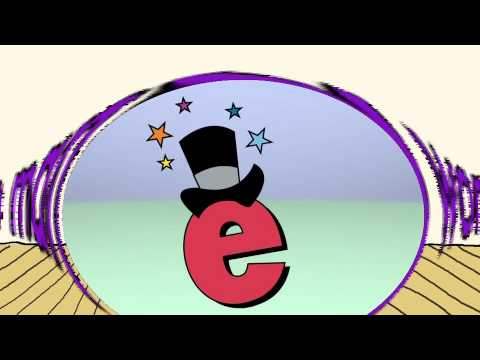 Phonics Song: That Magic e With Miss Jenny / www.edutunes.com