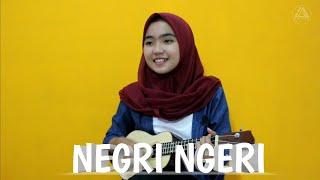 Negri Ngeri - Marjinal cover by adel angel