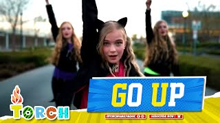 Go Up - TORCH music video- SB19 cover- American girls singing Tagalog!