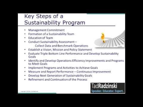 Vision to Value - The Profit in Corporate Responsibility