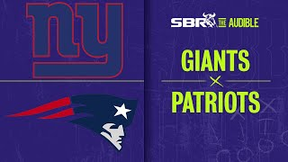 Giants vs. Patriots Week 6 Game Preview   Thursday Night Football Picks & Betting Odds