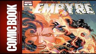 Empyre #6 Review | COMIC BOOK UNIVERSITY