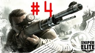 Sniper Elite V2 Gameplay Walkthrough Part 4 - Kaiser-Friedrich Museum