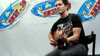 FLY92.3 Welcomes.... ANDY GRAMMER - Sunday Morning and Keep Your Head Up