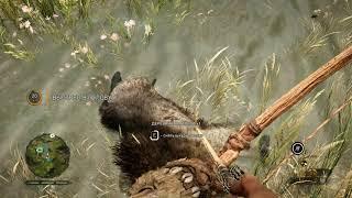 Прохождение Far Cry Primal #3 Разносим лагерь удам