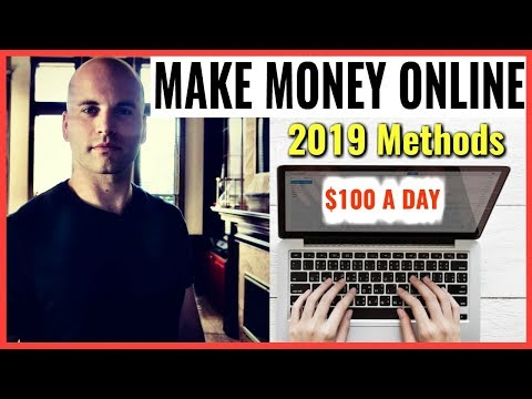 10 Real Ways To Make Money And Passive Income Online💸 - How To Make Money Online 2019