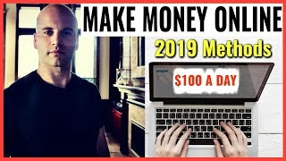 Watch this if you want to learn how make money and passive income online 2019. i share 10 real ways! my #1 recommendation a full-time onlin...