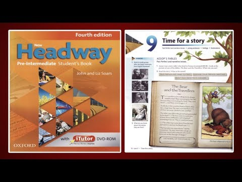 (Update) New Headway Pre-Intermediate Student's Book 4th :Unit.9 -Time For A Story