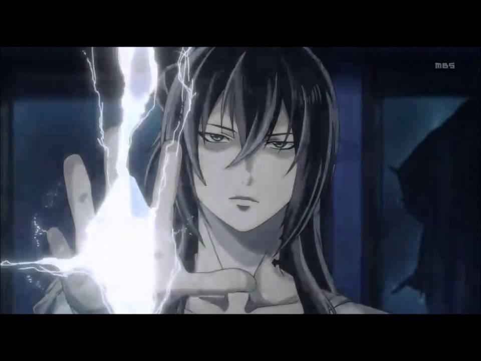 Introducing Code Breaker: Former Code:01 Hitomi - aka Ace - YouTube