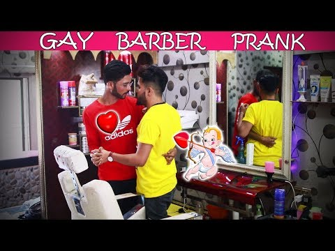 GAY Barber Prank By |FRANK LAB TV| Very Funny