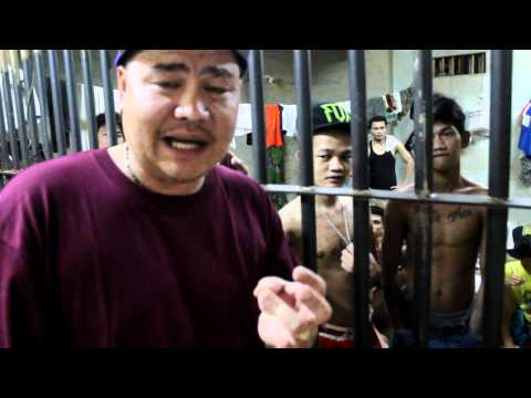 Phillippines - mandaluyong jail..