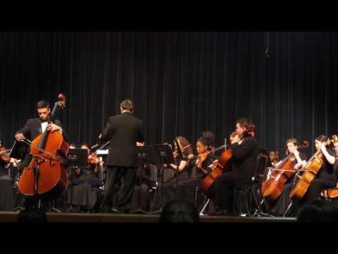Vanhal Bass Concerto - Godwin High School