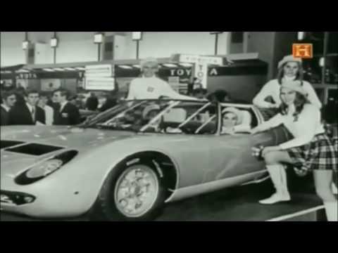 Historia de Lamborghini 1963 - 2016